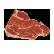 Raw, Blade Simmering Steak