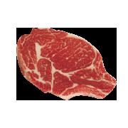 Raw, Rib Cap Off Grilling Steak